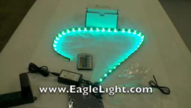 The ... & Most Gorgeous Multi-Color LED Strip Lighting | LEDinsider ... azcodes.com