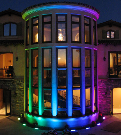 Guide to understanding buying installing benefiting from led lights ledinsider discussion - Exterior led lights for homes ...